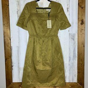 BURBERRY London cotton blend 1/2 sleeve dress NWT